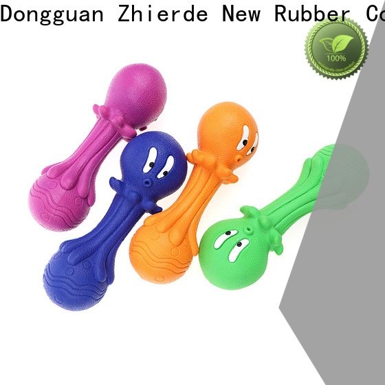 Zhierde dog bone chew toy factory direct supply for teething