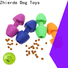 Zhierde new treat dispensing dog toys wholesale for training