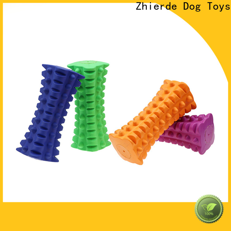Zhierde long lasting aggressive chew toys for large dogs company for pet