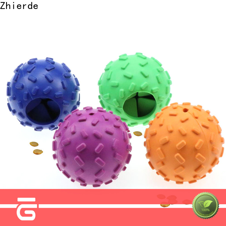 Zhierde treat dispensing toys for dogs wholesale for playing