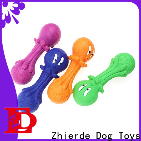 Zhierde bone toys for dogs supplier for teething