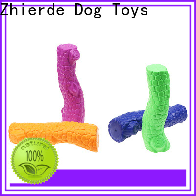 Zhierde long lasting indestructible dog chew toys manufacturers for playing