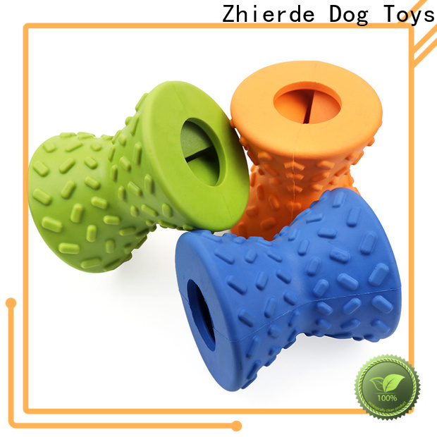 Zhierde latest treat dispensing toys for dogs supplier for training