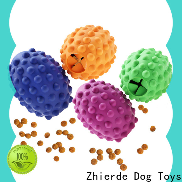 Zhierde high-quality dog food toys factory direct supply for teething