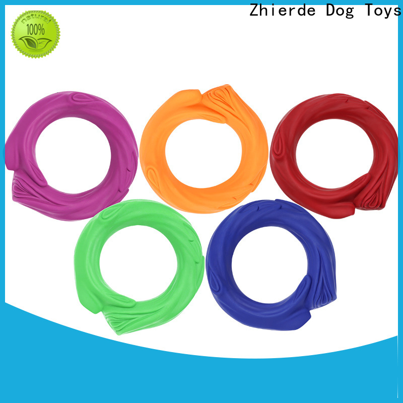 popular dog squeaky toy supply for exercise