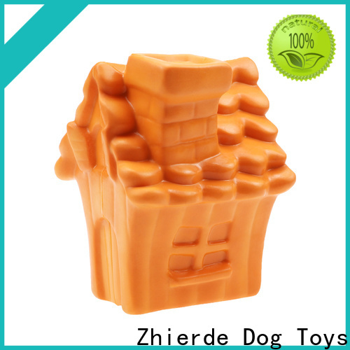 Zhierde latest treat dispensing dog toys wholesale for pet