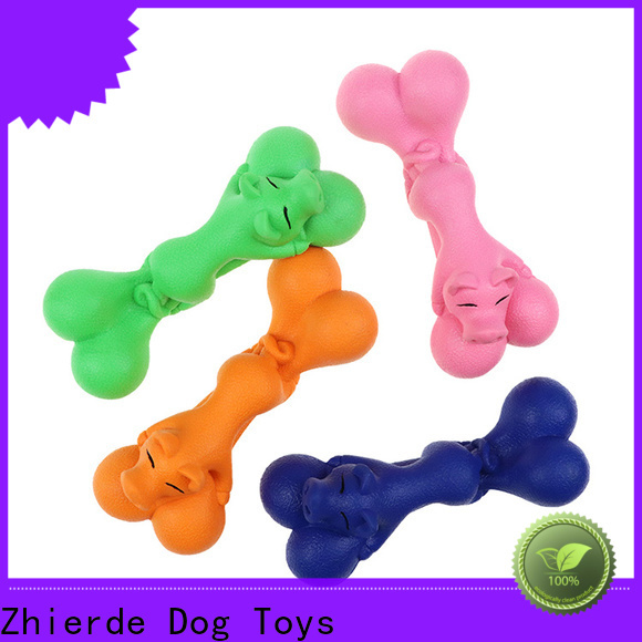 Zhierde reliable bone toys for dogs supplier for training