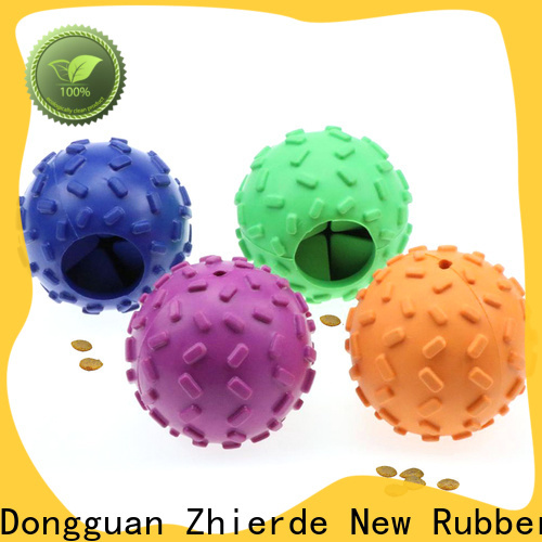 Zhierde dog food dispensing toy wholesale for pet
