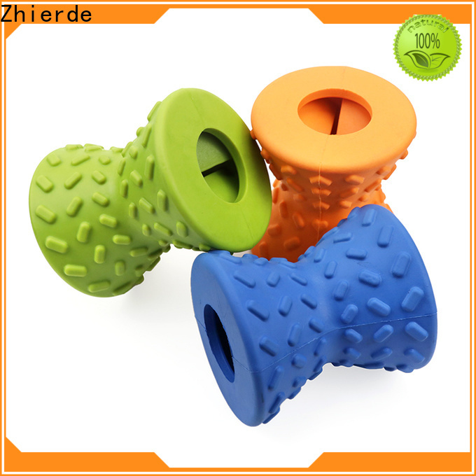 Zhierde funny dog food toys with good price for training