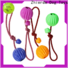 Zhierde dog rope chew toy manufacturer for pet