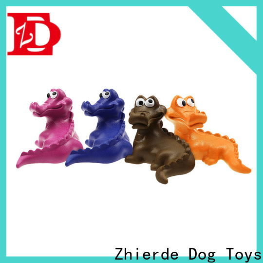 Zhierde professional indestructible dog chew toys supply for playing