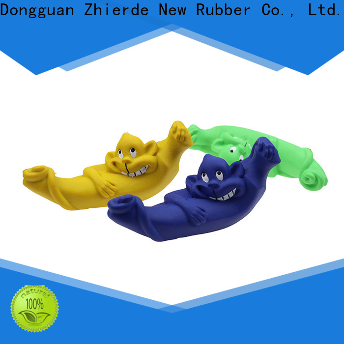 Zhierde creative unbreakable dog toys factory for playing