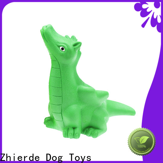 Zhierde creative indestructible dog chew toys supply for teething