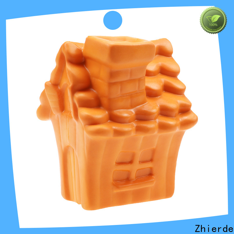 Zhierde top dog food dispenser toy with good price for chewing