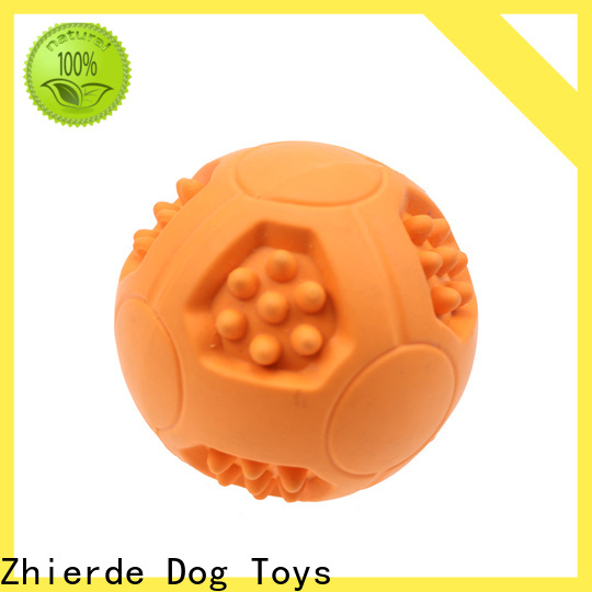 high-quality food dispenser toy for dogs with good price for training