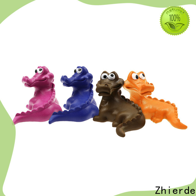 reliable indestructible squeaky dog toys factory for chewing
