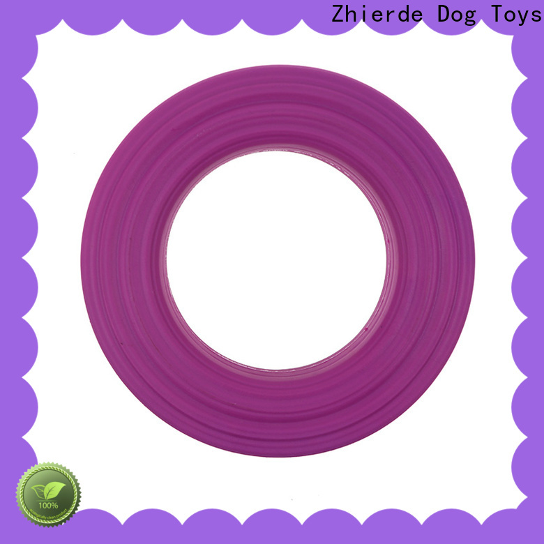 Zhierde high quality squeaky dog toys factory for playing