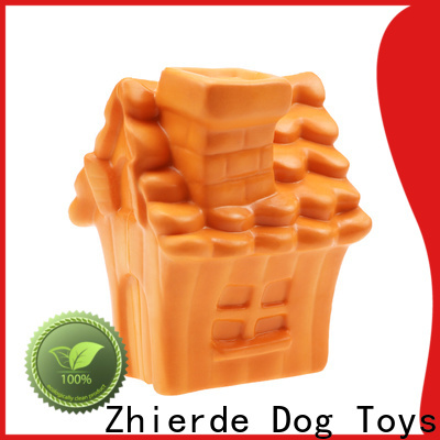 Zhierde food dispensing toy factory direct supply for pet