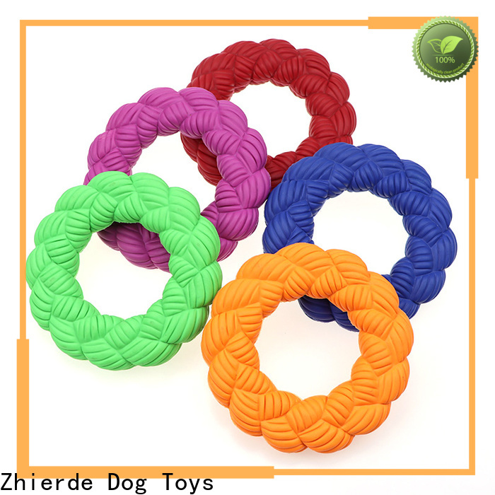 Zhierde dog squeaky toy factory for pet