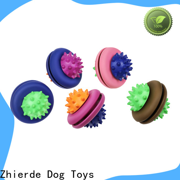 Zhierde food dispenser toy for dogs supplier for playing