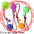 Zhierde rope chew toys for dogs factory direct supply for teething