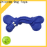 Zhierde high quality rubber bone dog toy with good price for training