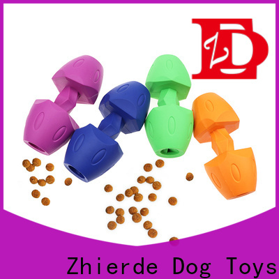 Zhierde popular dog food toys wholesale for exercise