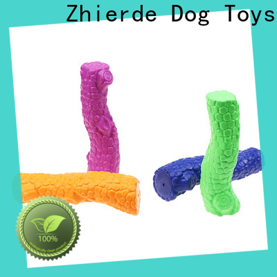 long lasting indestructible dog chew toys wholesale for playing