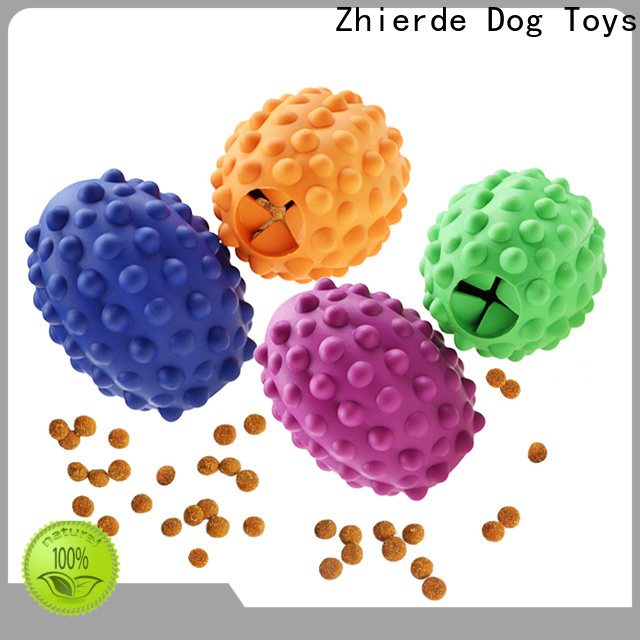 cost-effective treat dispensing dog toys supplier for pet