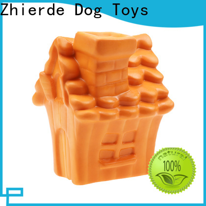 cost-effective treat dispensing dog toys with good price for teething