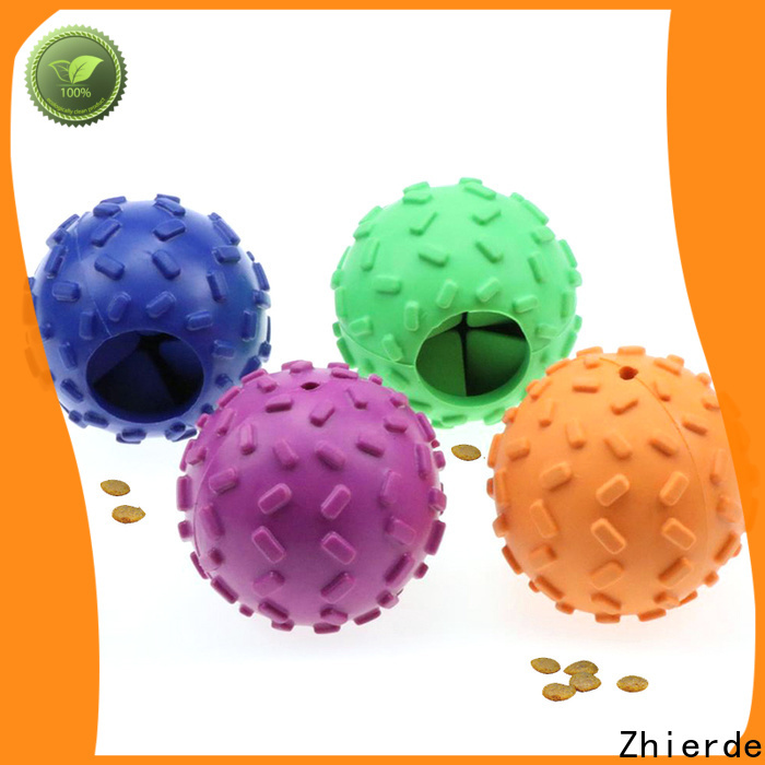 popular dog puzzle toys with good price for teething