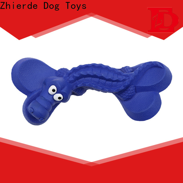 Zhierde dog toy bone supplier for teething