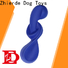 Zhierde rubber dog bone supplier for exercise