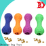 Zhierde treat dispensing dog toys supplier for teething