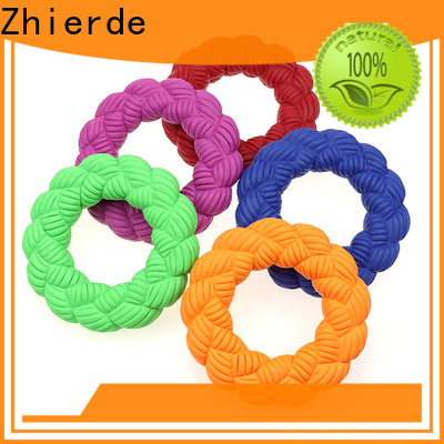 Zhierde new squeaker dog toy manufacturers for pet