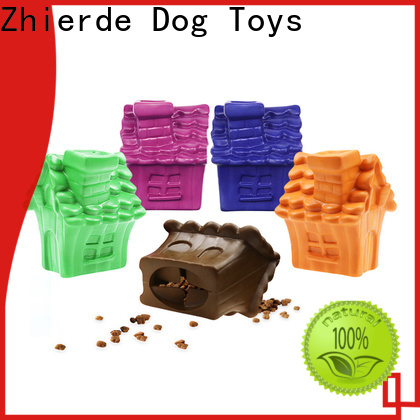 Zhierde food dispenser toy for dogs factory direct supply for playing