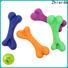 Zhierde rubber dog bone supplier for training