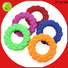 popular rubber squeaky dog toys suppliers for playing
