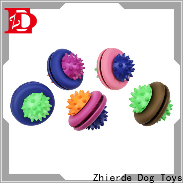 Zhierde latest treat dispensing toys for dogs with good price for exercise