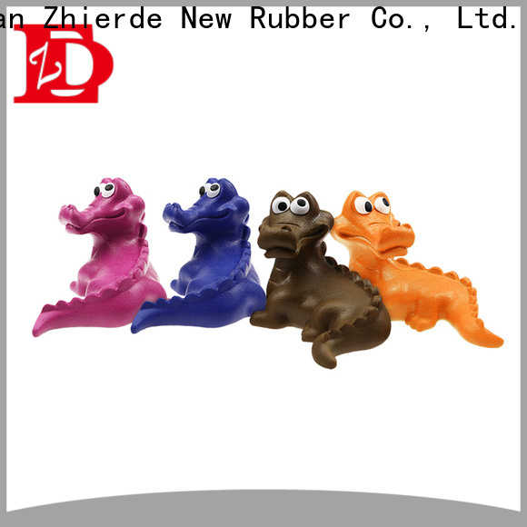 Zhierde tough dog toys factory for pet