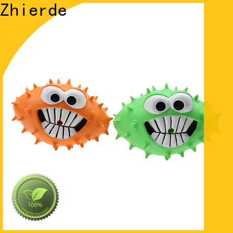 Zhierde creative indestructible dog chew toys factory for playing