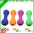 Zhierde latest dog food toys manufacturer for playing