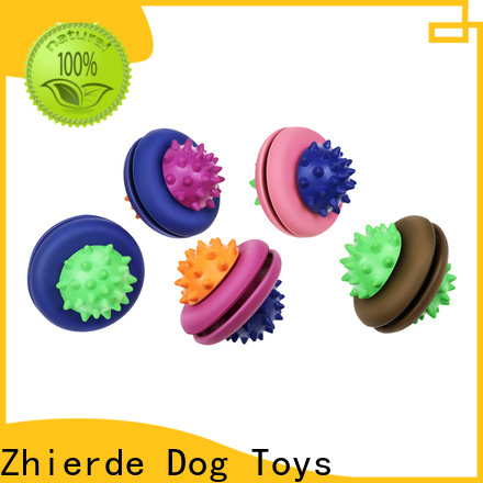 Zhierde dog food toys manufacturer for training