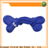 eco-friendly rubber bone dog toy factory direct supply for pet