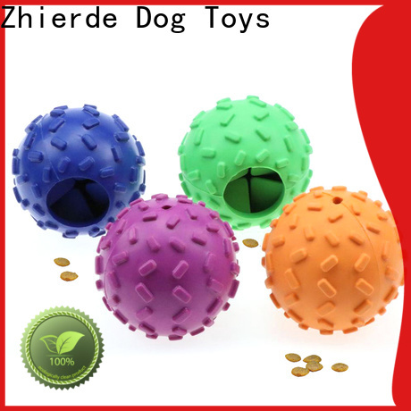 new food dispenser toy for dogs manufacturer for teething