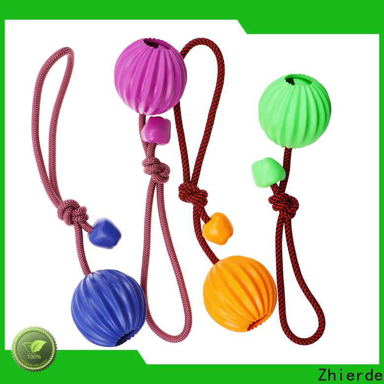 enjoyable rope chew toys for dogs wholesale for pet