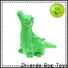 Zhierde high quality indestructible dog toy supply for training
