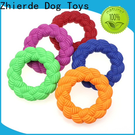 Zhierde interesting squeaker dog toy factory for playing