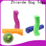 creative indestructible dog toy factory for exercise