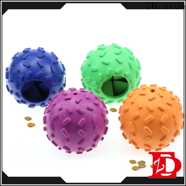 best treat dispensing toys factory direct supply for pet
